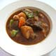 BEEF STEW - (Italian Style) Carrot, Sweet Pea, Potato, Bell Pepper, and Onion
