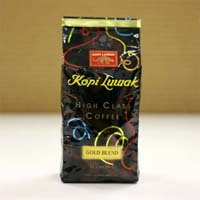 "Kopi Luwak ""sweet, smooth, rich flavor coffee Beans"